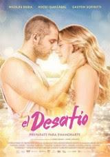 El desafio (2015) comedia romantica de Juan Manuel Rampoldi
