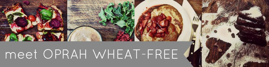 Meet Oprah Wheat-Free