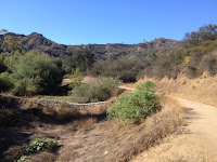 Heading north in Western Canyon, Griffith Park
