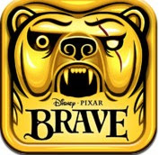 Temple Run Brave Gameplay Walkthrough for iphone.