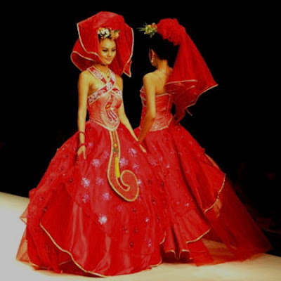 Chinese wedding dress wedding style guide for Chinese style wedding dress