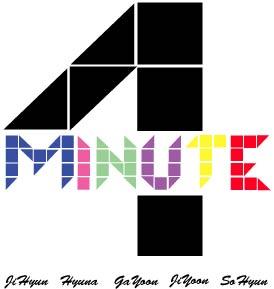 Nadhirah S Portfolio Recreating Logo Of Kpop Groups