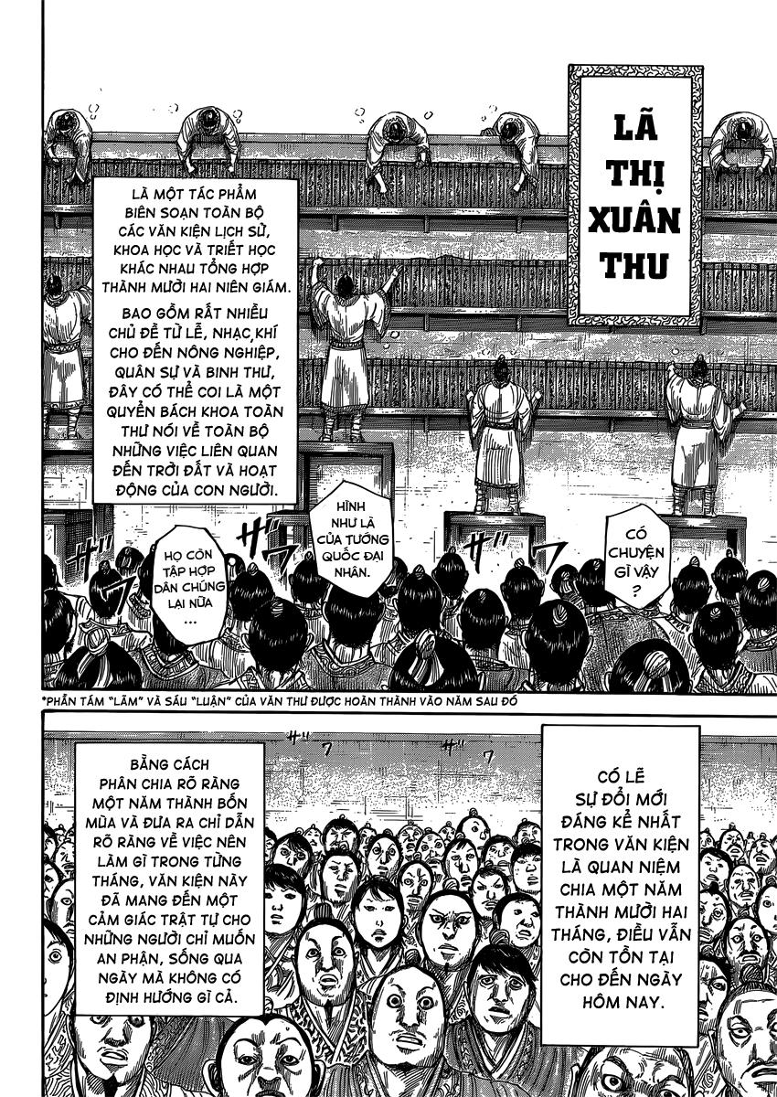 Kingdom – Vương Giả Thiên Hạ (Tổng Hợp) chap 404 page 5 - IZTruyenTranh.com
