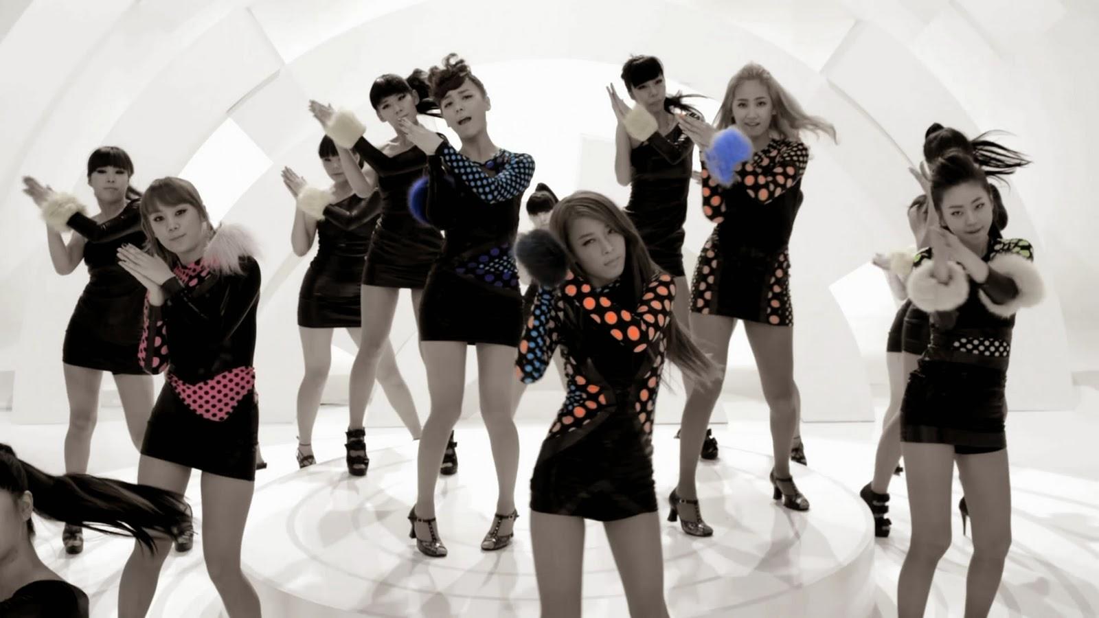 Kpop mvs favourite bits 6