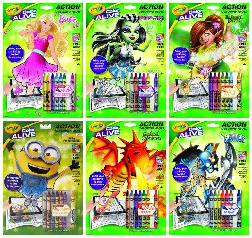 Stacy Tilton Reviews: Bring Creativity to life with the Crayola ...
