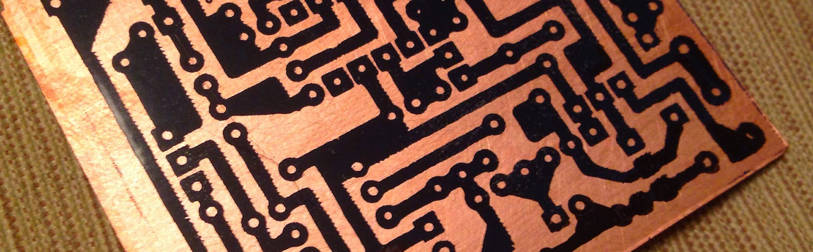 Perf And Pcb Effects Layouts Etching Circuit Board After Process There Are A Lot Of Methods To Etch Your Own Boards With That Comes Different Tutorials Im Not Going Try Reinvent The Wheel