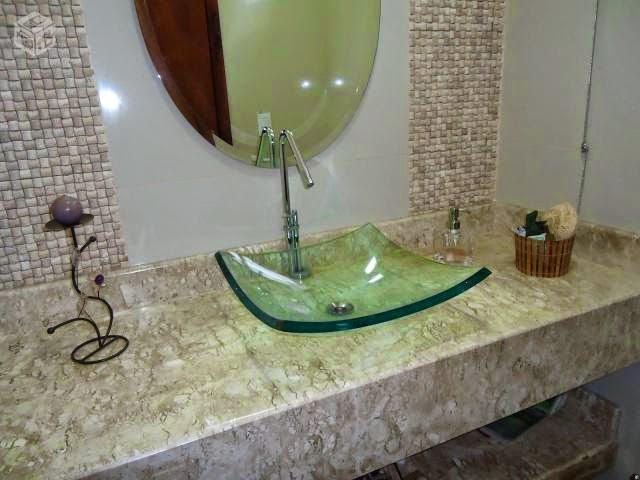 DICAS CASA E REFORMAS -> Cuba Banheiro Transparente