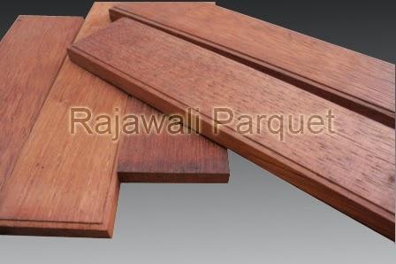 contoh lam parket kayu merbau