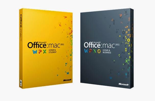 مايكروسوفت أوفيس 2011 لنظام التشغيل Mac