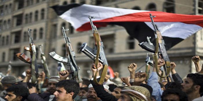 Milisi Houthi Ubah Masjid Jadi Pangkalan Militer