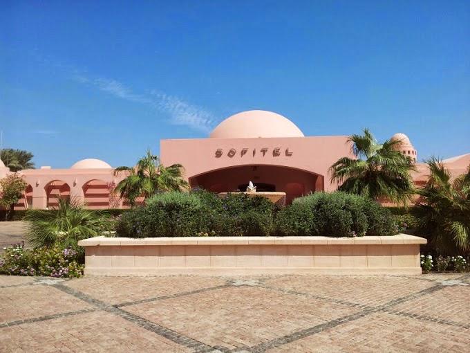 Hotel Sofitel w Tabie