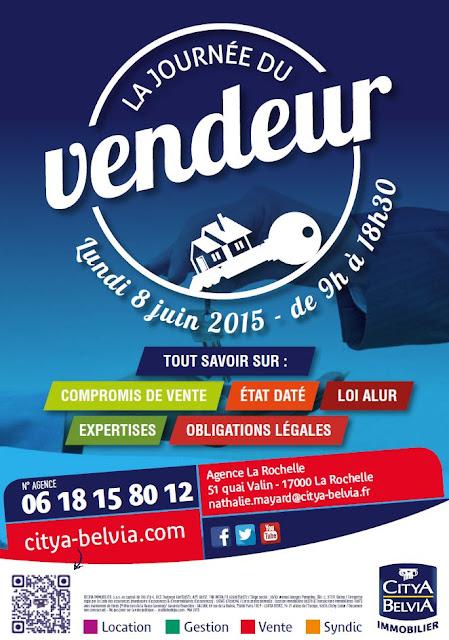 Journée du Vendeur à l'agence de La Rochelle