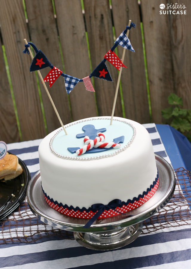 nautical theme baby shower ideas my sister 39 s suitcase packed with