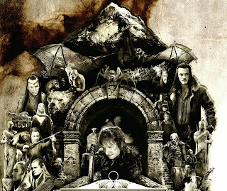 the-hobbit-poster-collage