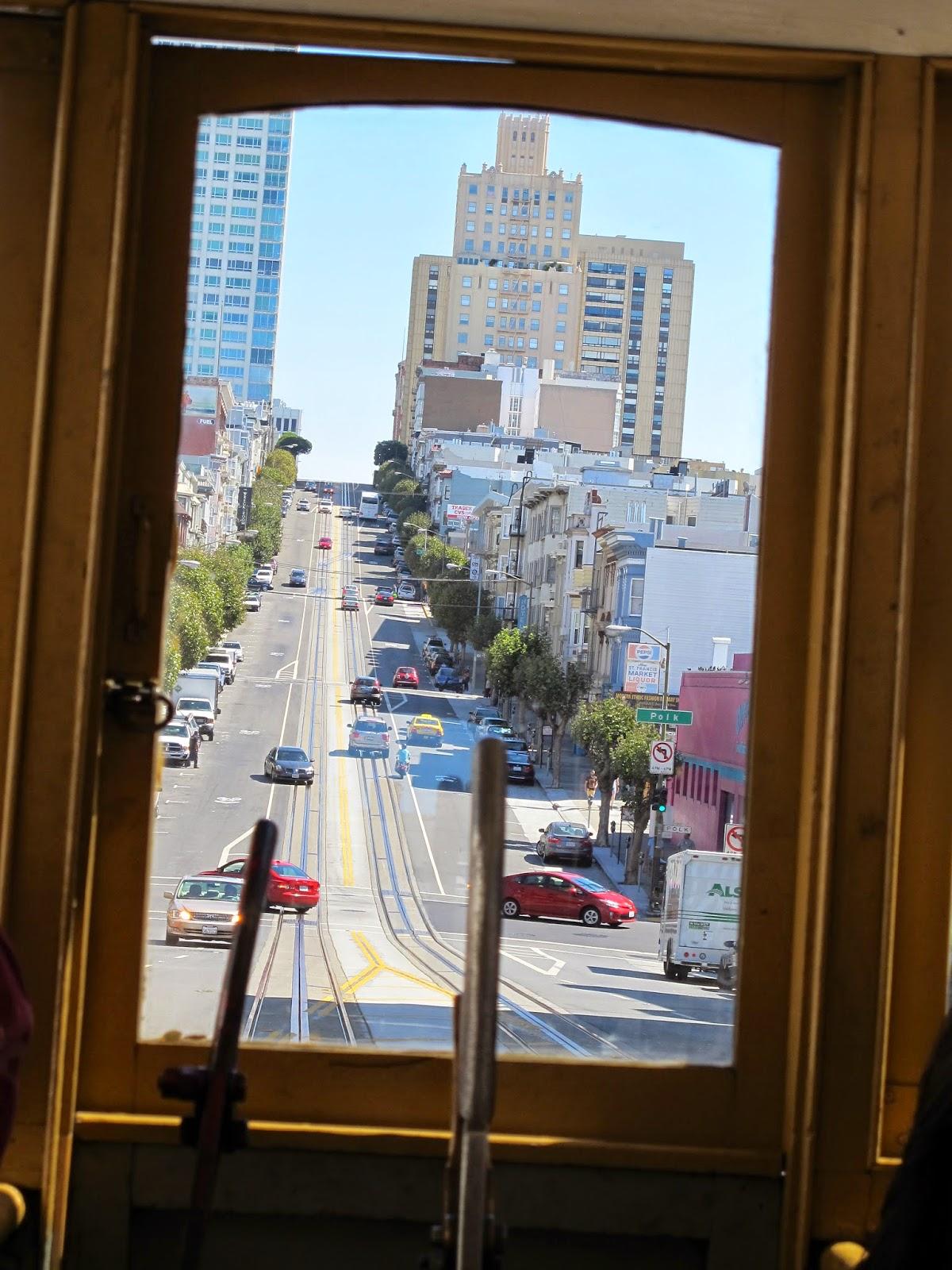 viajar para San Francisco California com criança bebê