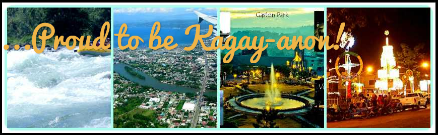Proud to be Kagay-anon!