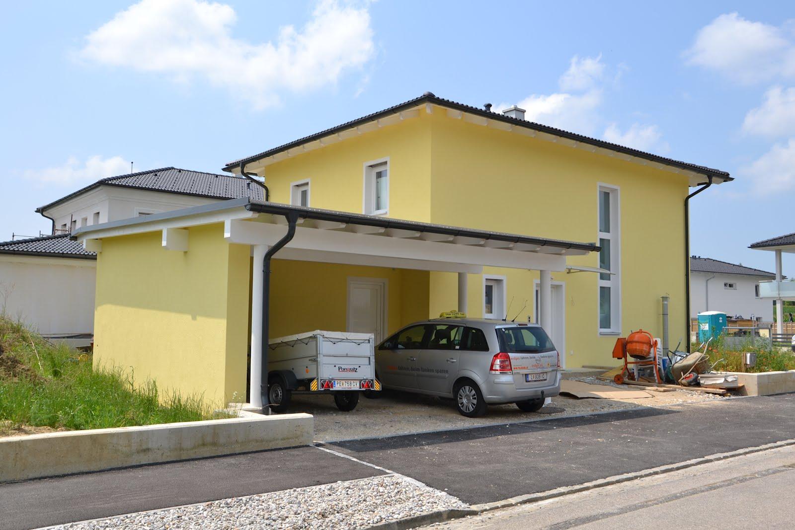 armin sarah bauen ein haus unser gelbes haus schon fast fertig. Black Bedroom Furniture Sets. Home Design Ideas