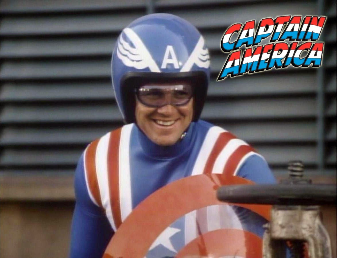 Capitan America film tv 1979
