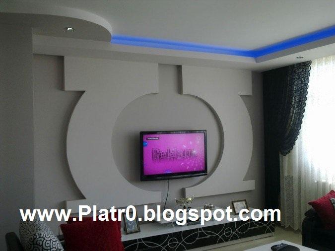 D coration maison placoplatre - Decoration des salon placoplatre ...