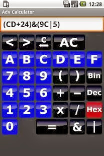 Adv Calculator - screenshot