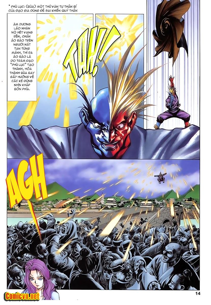 Lục Đạo Thiên Thư chap 5 - Trang 13