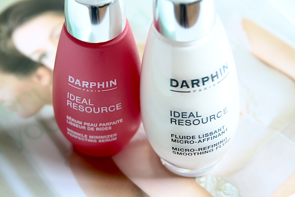 darphin ideal resource soins visage serum creme test avis