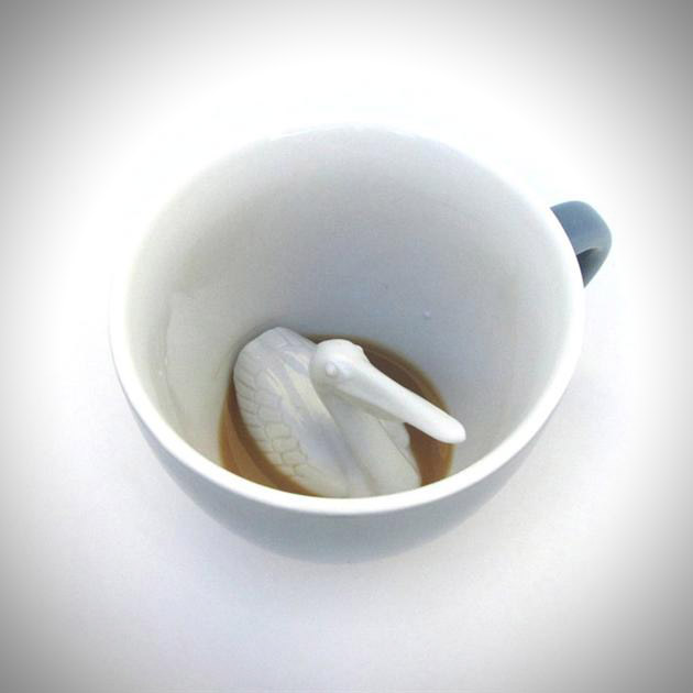 Creative coffee cups