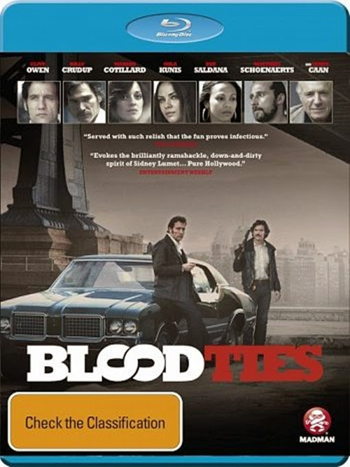 Blood Ties (2013) 720p BluRay English Movie | Free Download