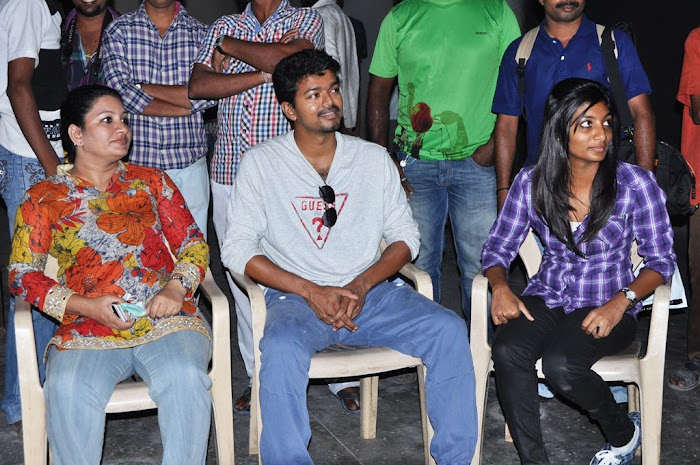 Actor vijay Latest Shooting Spot Stills movie photos