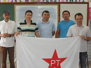 Comissão Provisória  do PT em Jose da Penha