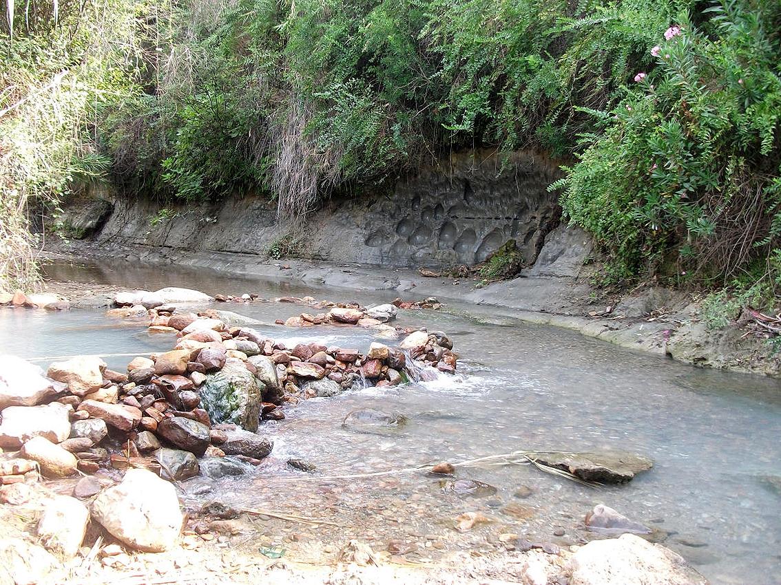 Los Baños Romano La Hedionda:ElAelito: Los Baños de la Hedionda (Casares)