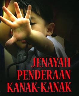 Pengasuh Kejam Ganas Pukul Dera Hantam Budak Kanak