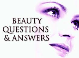 Beauty questions and answers
