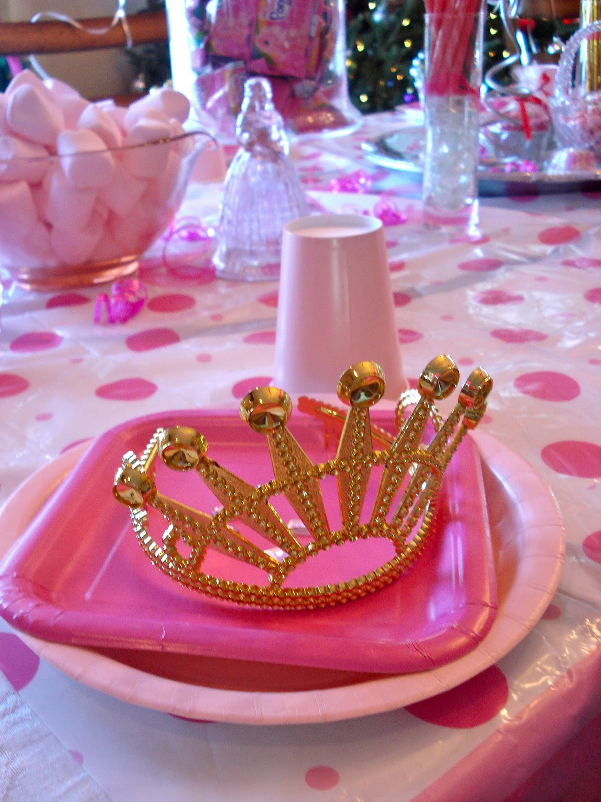 Women on a Mission: Mom Edition: PINKALICIOUS PARTY!