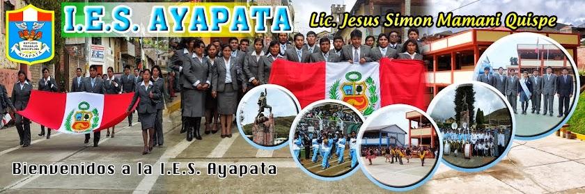 AYAPATA_CARABAYA