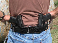 Next Gun Control Battle: A Right To Carry Firearms in Public?