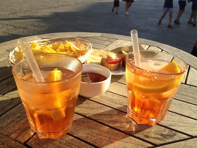 spritz aperol cocktail de l ete