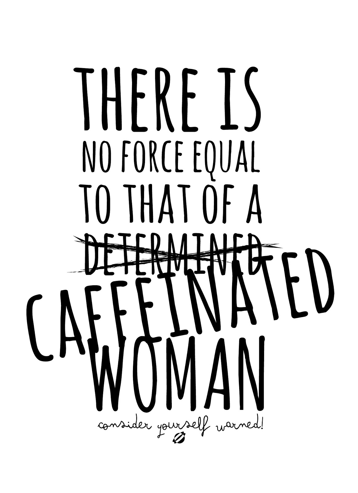 LostBumblebee ©2014 Caffeinated Woman FREE PRINTABLE