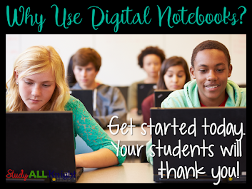 Why Use Digital Notebooks