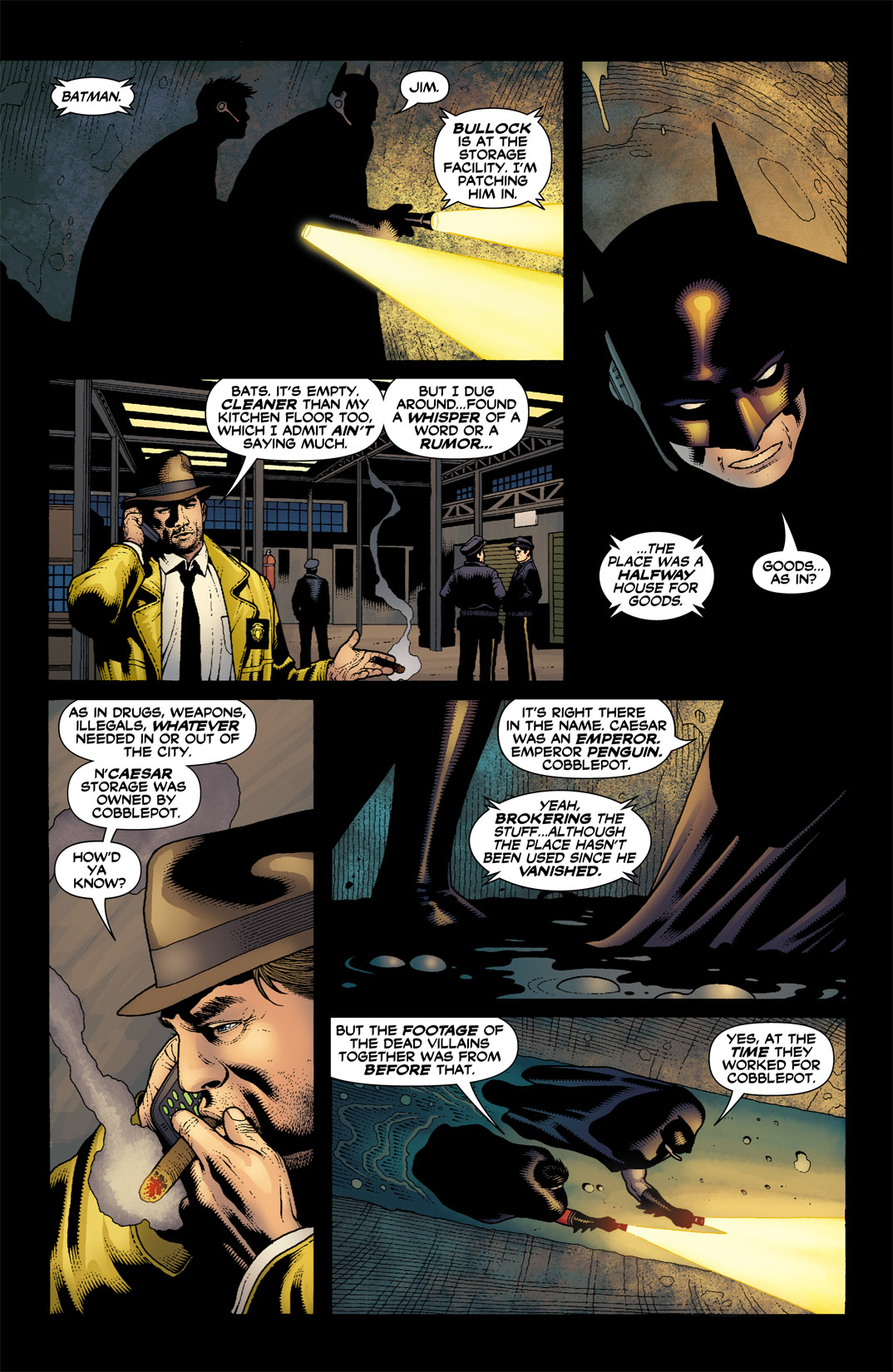Detective Comics (1937) Issue #819 Page 6