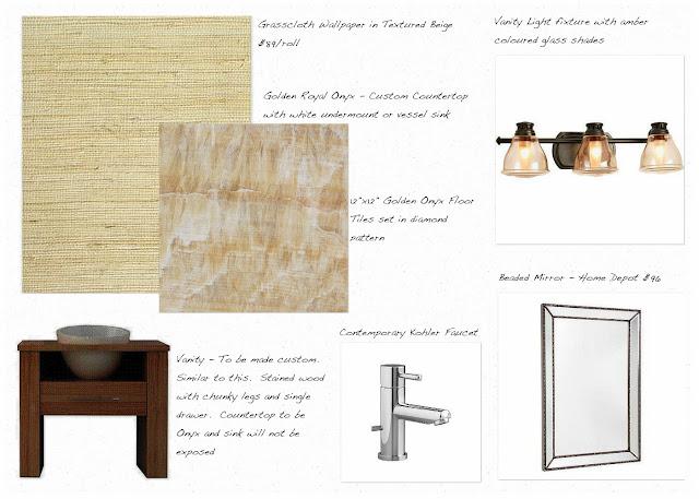 Home Decor Idea Board