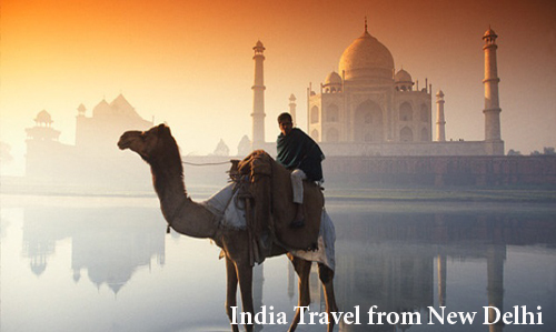 India Travel-from New Delhi
