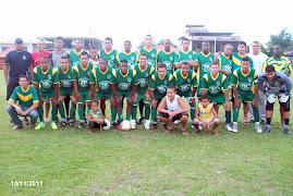 PAPUCAIA Campeão Municipal 2011