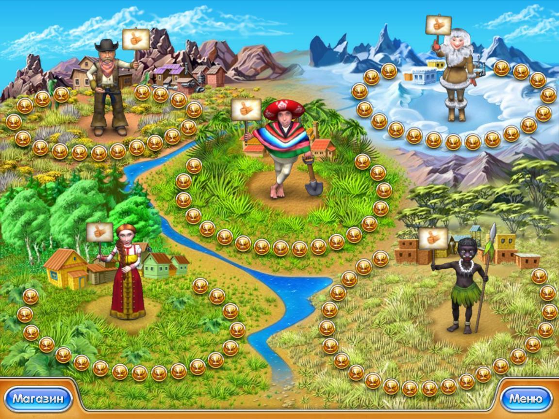 Игры фермы реальная ферма играть онлайн