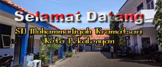 Halaman SD Muhammadiyah Kramatsari