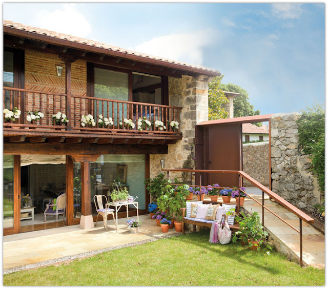 Art symphony a holiday house in cantabria for Cantabria homes