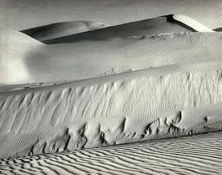 Dunes Oceano, Edward Weston, 1936