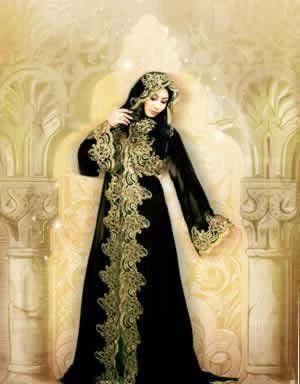 Abaya soirée