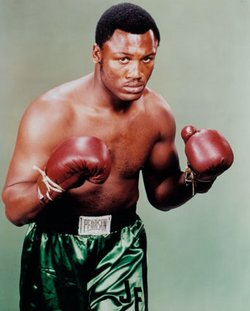 haircut bob, joe frazier
