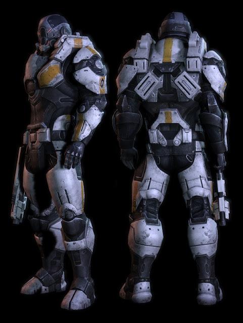 Cerberus Centurion trooper